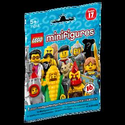 Minifigurica, LEGO Minifigures