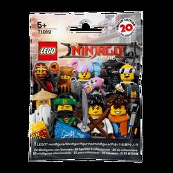 Minifigurica, Ninajgo Movie, LEGO Minifigures