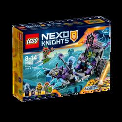 Ruinin hvatač na točkovima, LEGO Nexo Knights