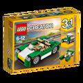 Lego - Zeleni kabriolet