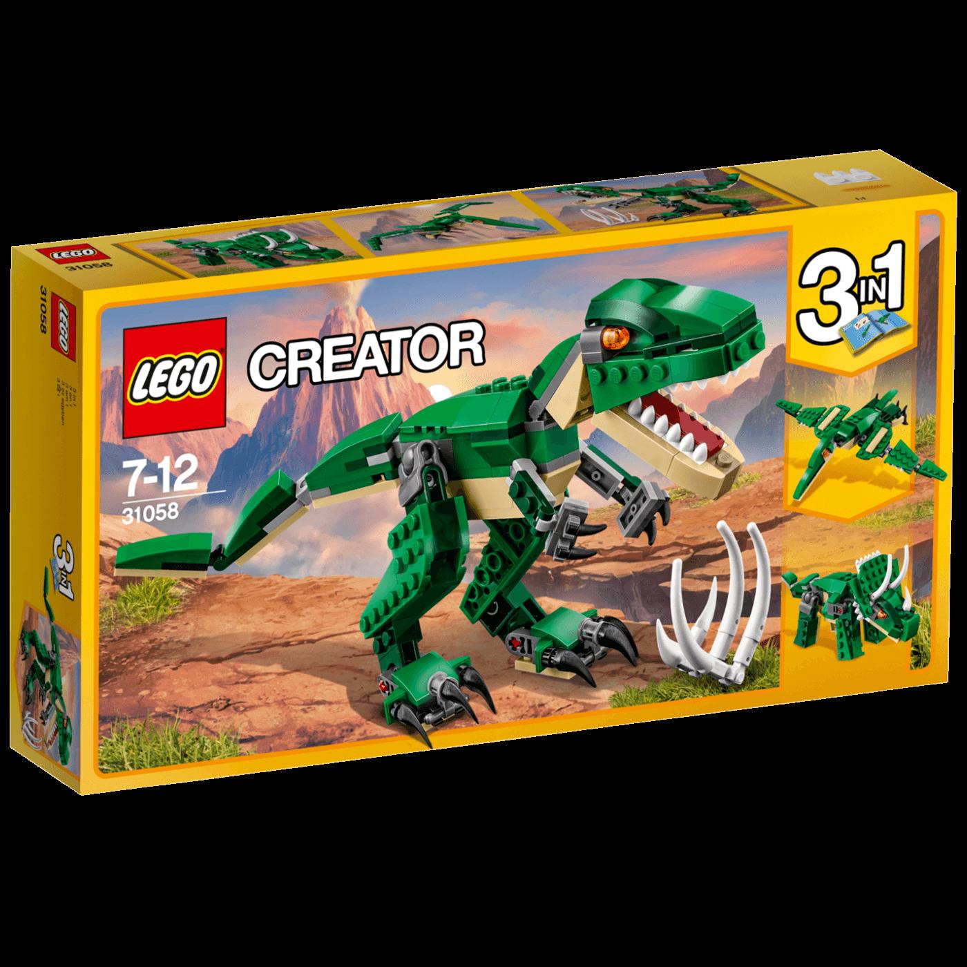 Lego -  Moćni dinosauri
