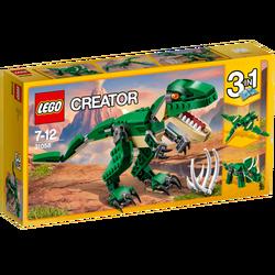 Moćni dinosauri, LEGO Creator