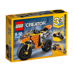 Motocikl, LEGO Creator