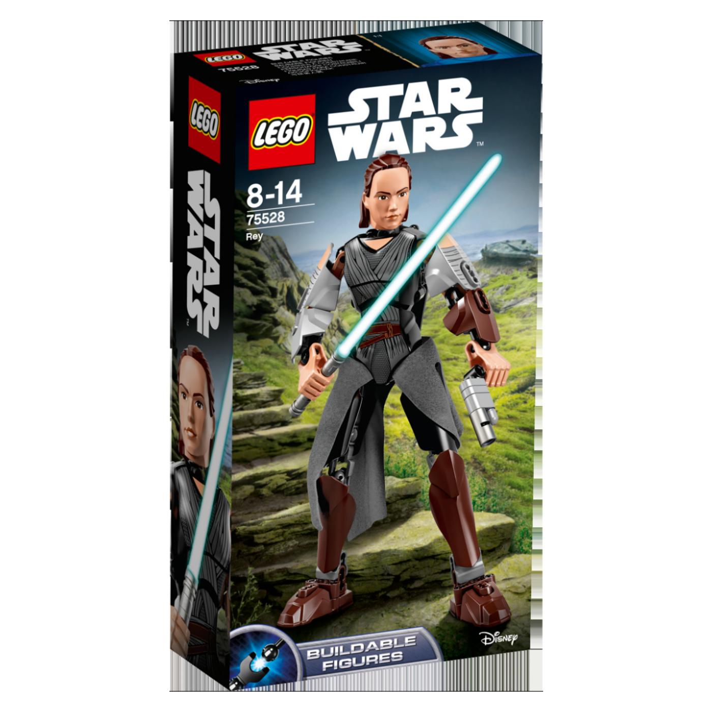 Rey, LEGO Star Wars