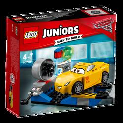 Cruz Ramirez simulator utrke, LEGO Juniors