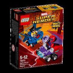 Wolvernine protiv Magneta, LEGO Marvel Super Heroes