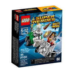 Wonder Woman protiv Doomsdaya, LEGO DC Comics Heroes