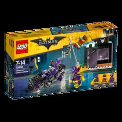 Catwoman i jurnjava na mačkociklu, LEGO Batman Movie