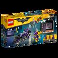 Lego - Catwoman na mačkociklu