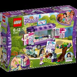 Emmino postolje za umjetnička djela, LEGO Friends