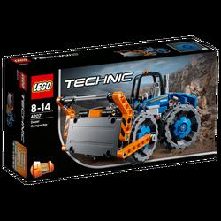 Buldožer nabijač, LEGO Technic