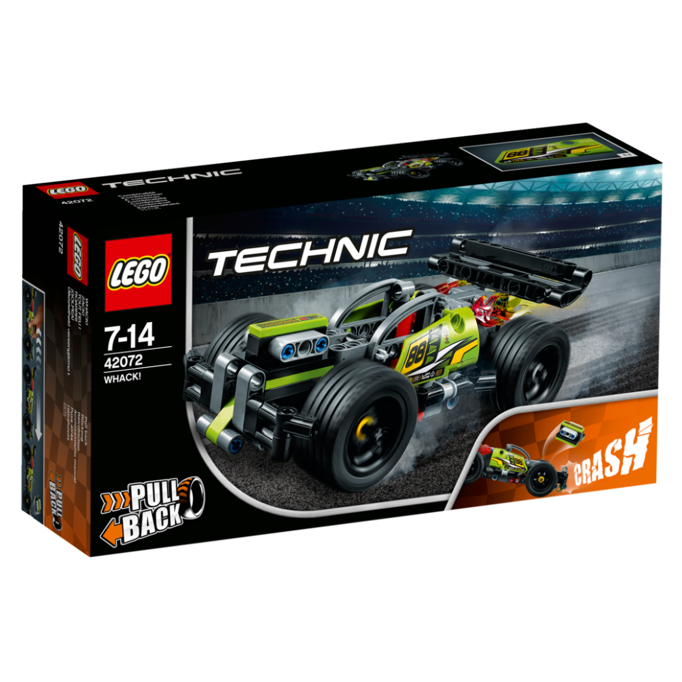 Lego - UDARI !