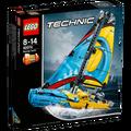Lego - Trkaća jahta