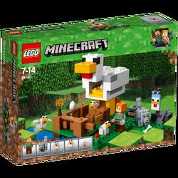 Kokošinjac, LEGO Minecraft