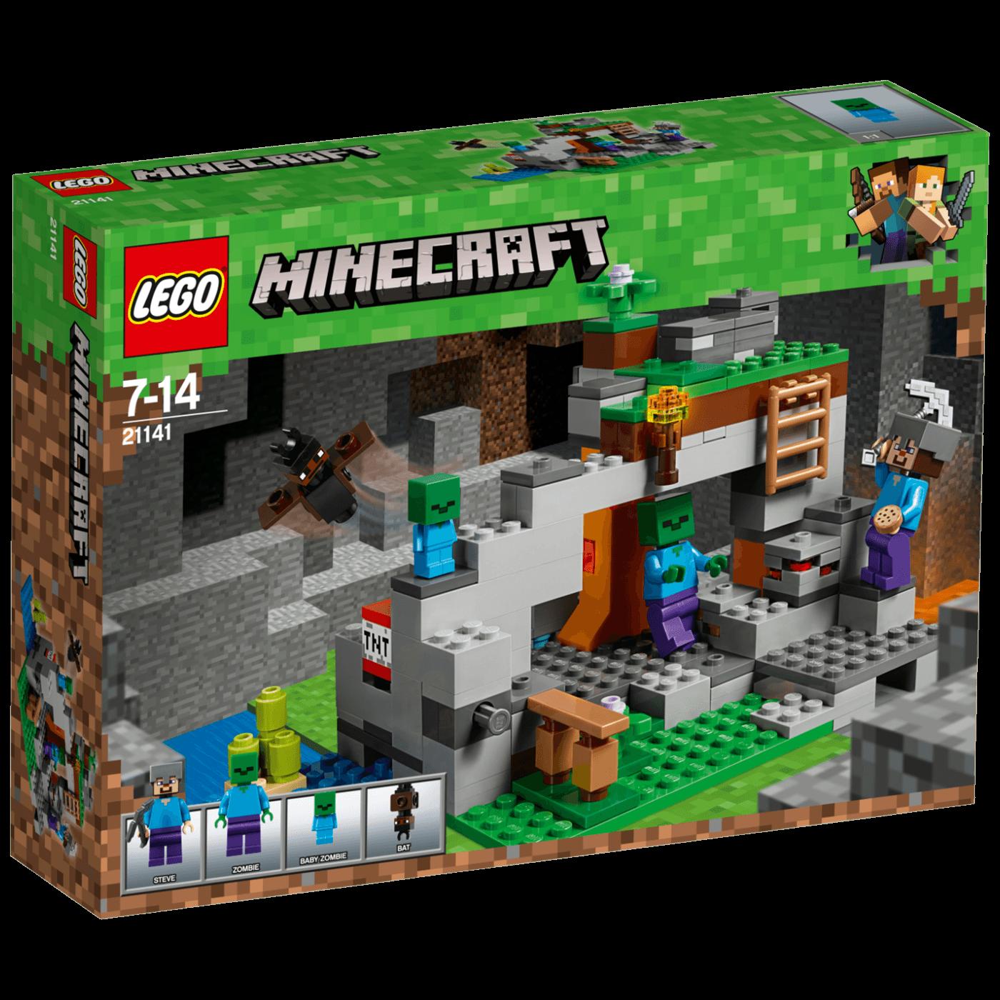 Lego - Pećine sa zombijima