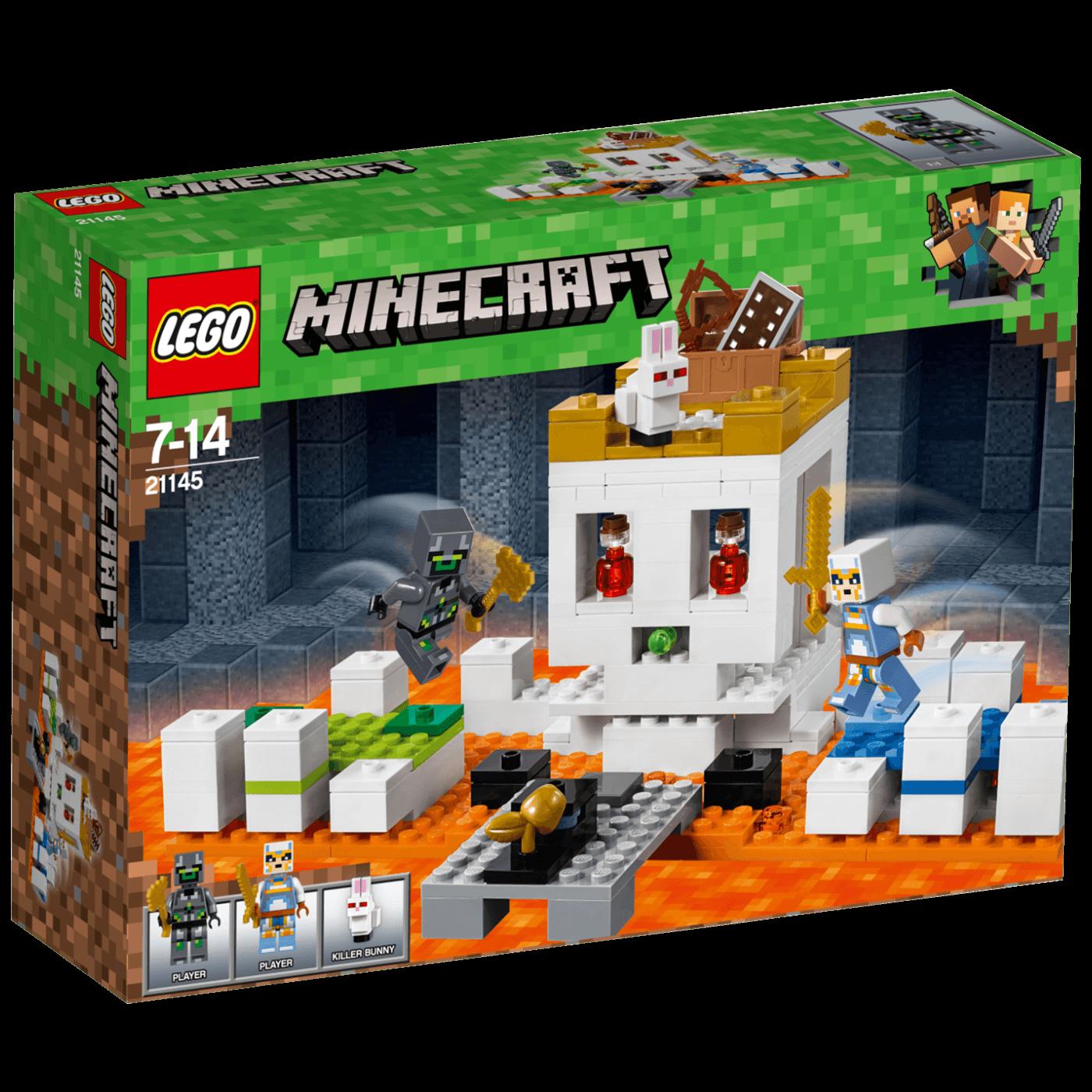 Lego - Arena lobanja