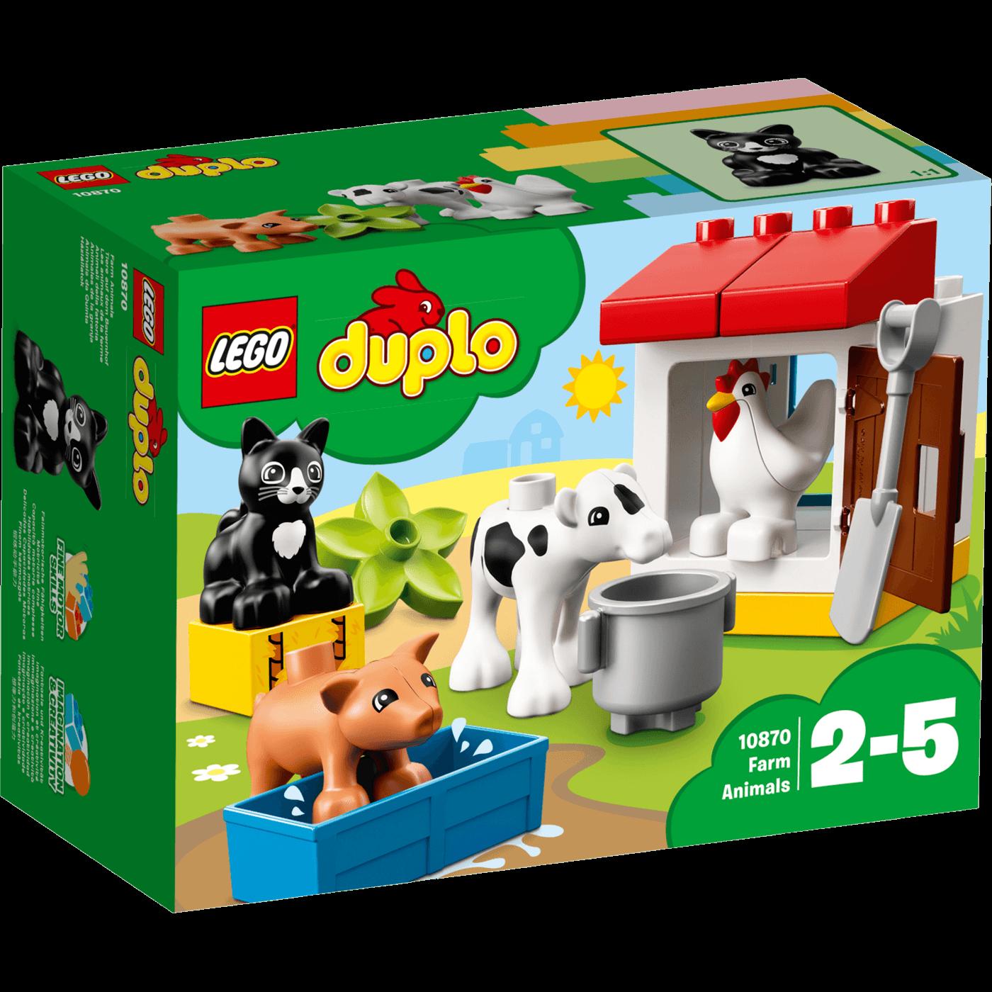 Lego -  Životinje na farmi