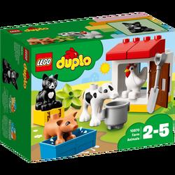 Životinje na farmi, LEGO Duplo