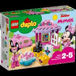 Minnieina rođendanska zabava, LEGO Duplo