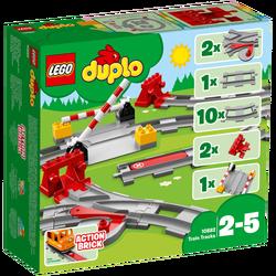 Željezničke šine, LEGO Duplo