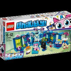 Laboratorija dr. Foxa, LEGO Unikitty