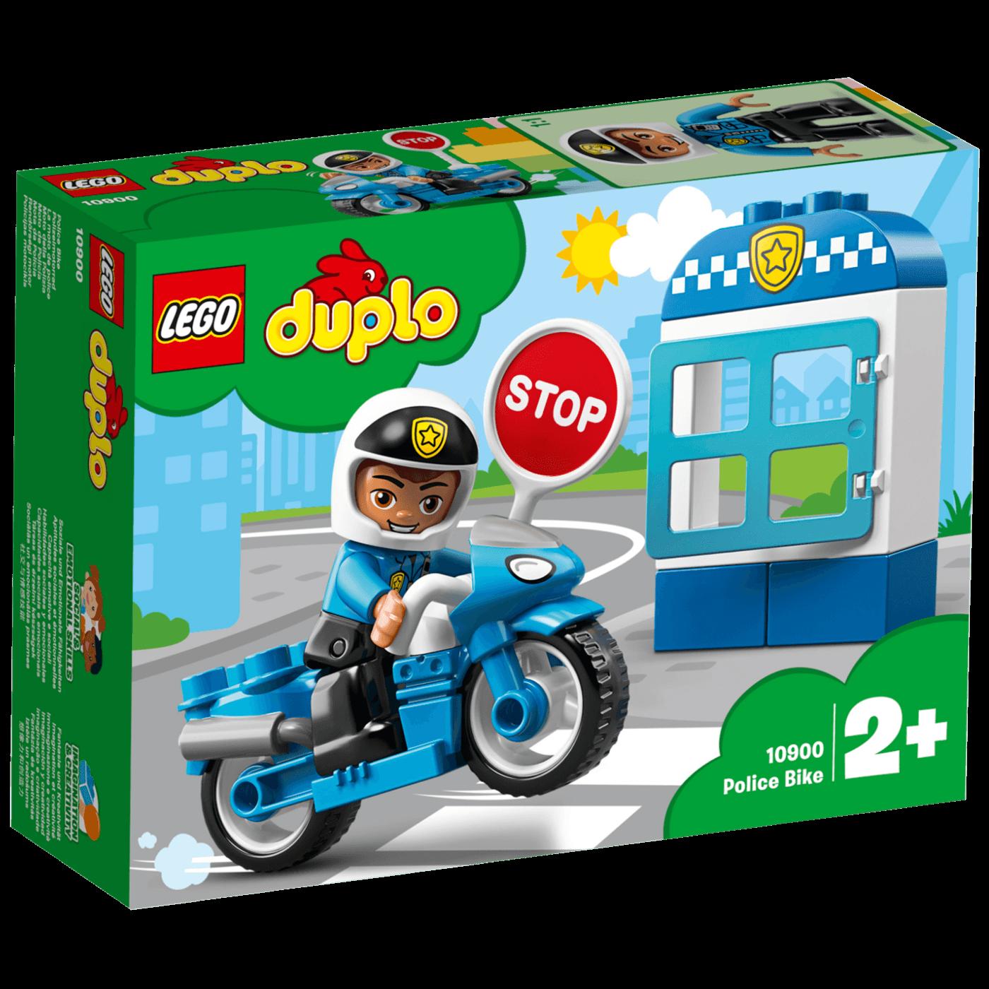 Policijski motocikl, LEGO DUplo