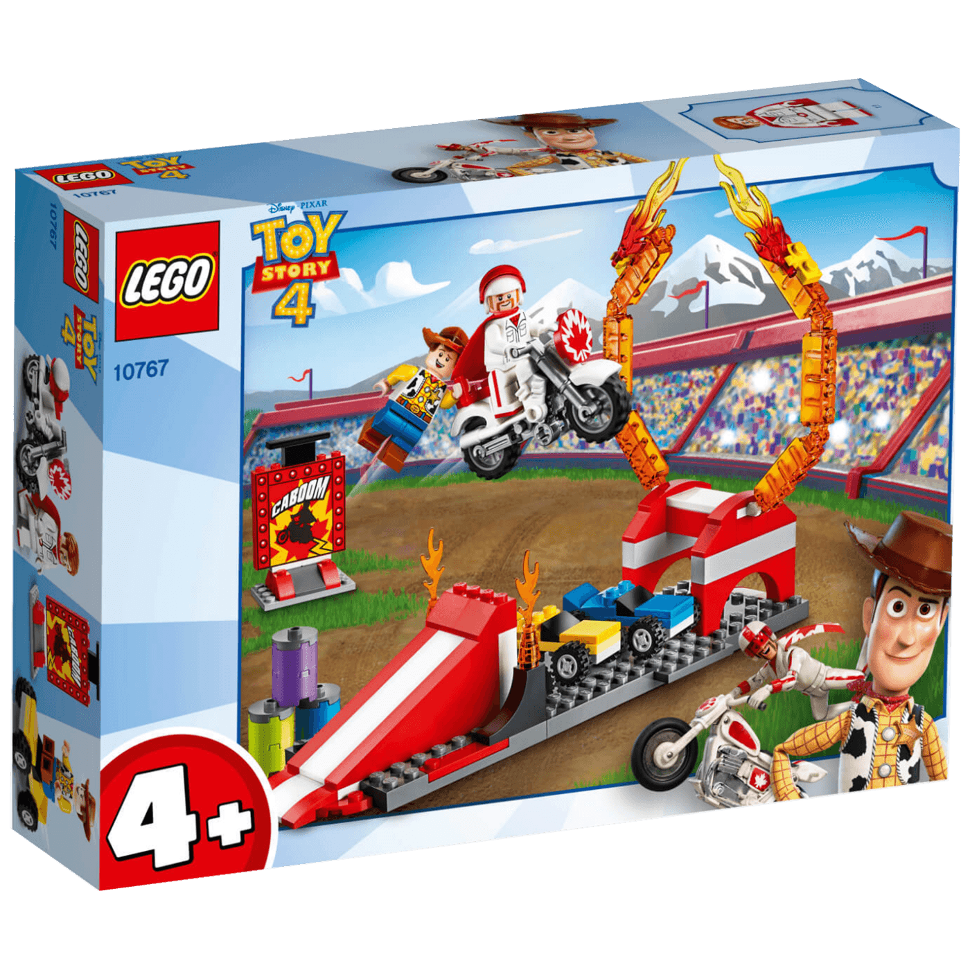 Lego - Duke Caboom