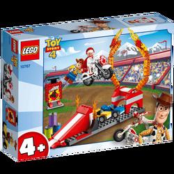 Akrobacije Dukea Eksplozivnog, LEGO Junior