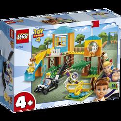 Avantura na igralištu Buzza&Male Bo, LEGO Toy Story