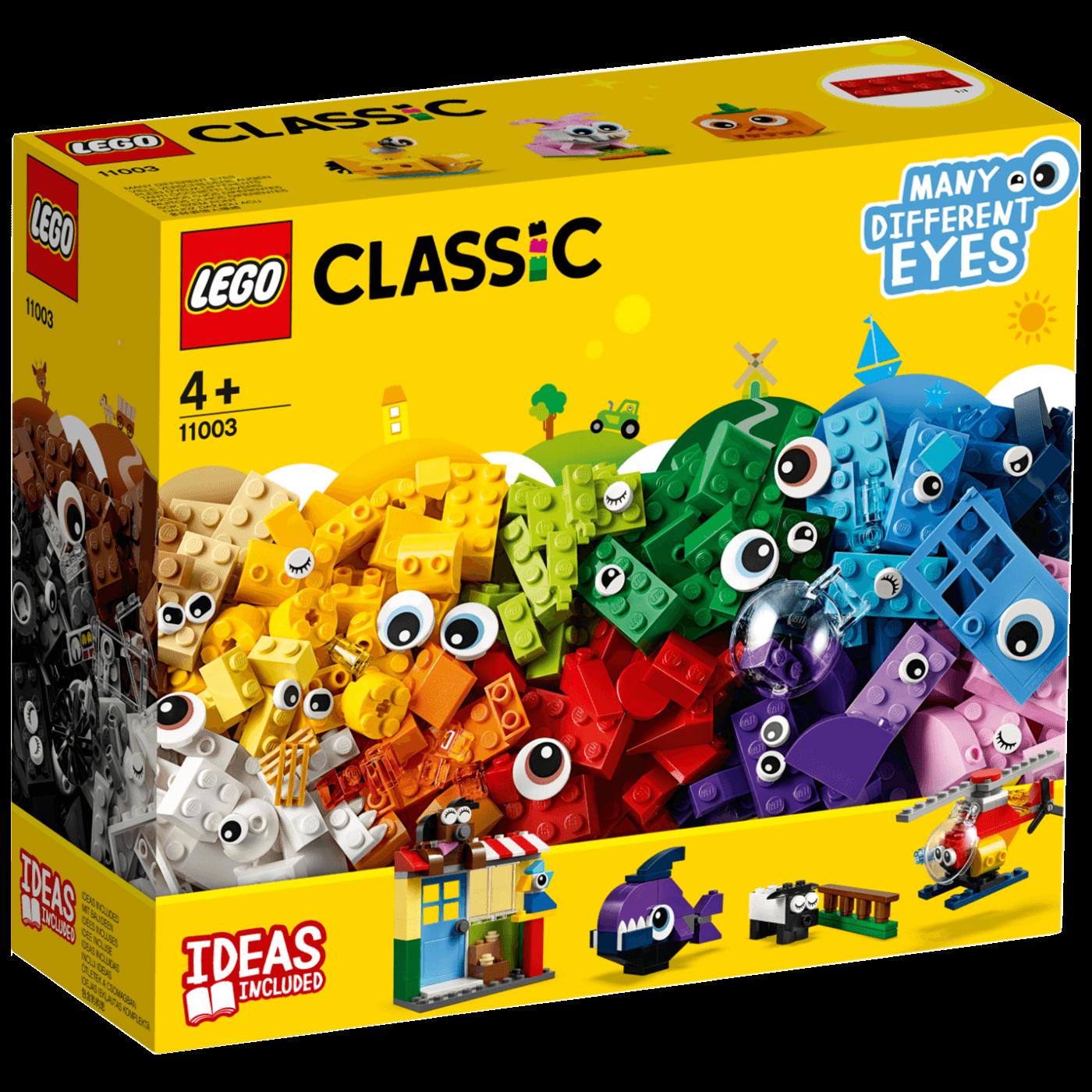Lego -  Kockice i oči