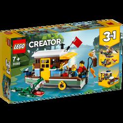 Riječni brod-kuća, LEGO Creator