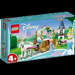 Pepeljugina vožnja kočijom LEGO Disney