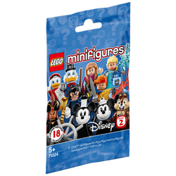 Minifigure,  Disney Serija 2