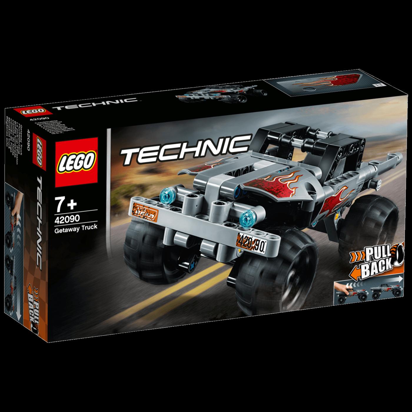 Lego - Terenac za bijeg