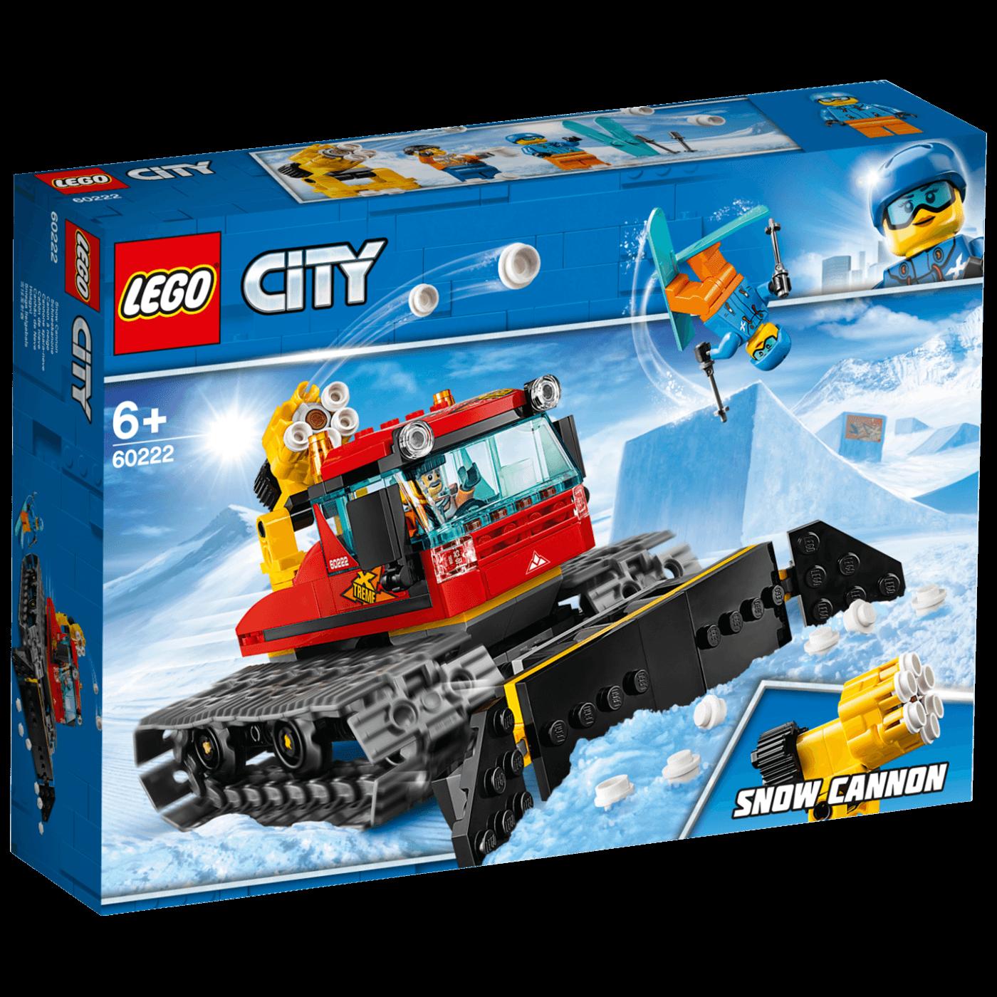 Lego - Vozilo za snijeg