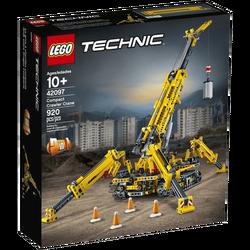 Kompaktni kran gusjeničar, LEGO Technic