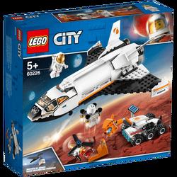 Istraživački šatl za Mars, LEGO City