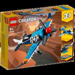 Avion s propelerom, Lego Creator