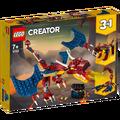 Lego - Vatreni zmaj