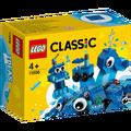 Lego - Kreativne plave kockice