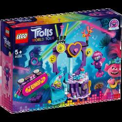 Plesna zabava na tehno-grebenu, Lego Trolls