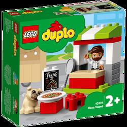 Štand s pizzom, Lego Duplo