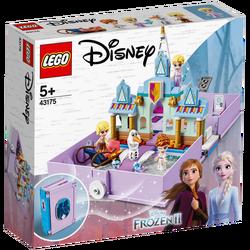 Priče o avanturama Ane i Else, Lego Disney Princess