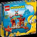 Lego - Minioni Kung Fu bitka