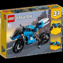 Super Motor, LEGO Creator