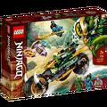 Lego - Lloydov čoper za prašumu
