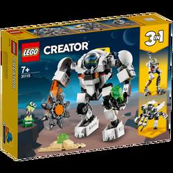 Svemirski rudarski robot, LEGO Creator