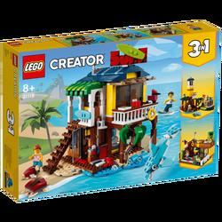 Surferska kuća na plaži, LEGO Creator