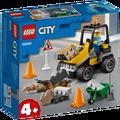 Lego - Utovarivač za radove na cesti