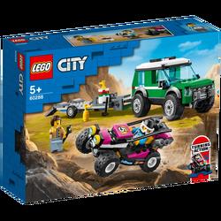 Transporter trkaćih buggyja, LEGO City